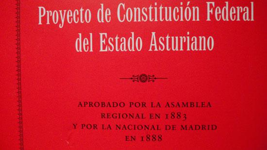 Constitución Federal del Estado Asturiano
