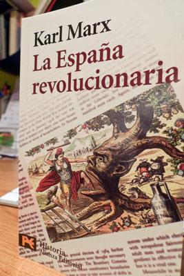 Marx - La España Revolucionaria