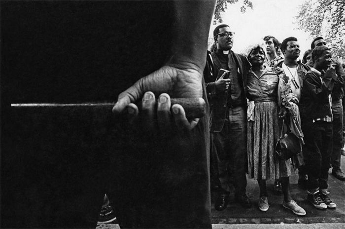 We shall overcome - Jill Freedman 1968