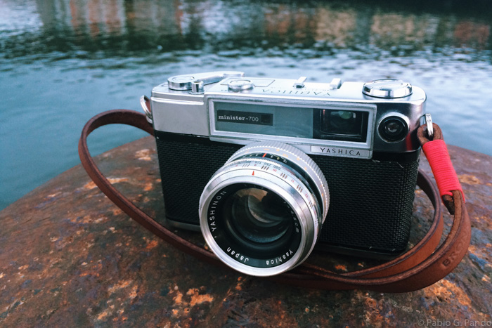 Yashica Minister 700