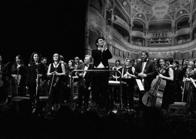 Avilés, concierto de Año Nuevo