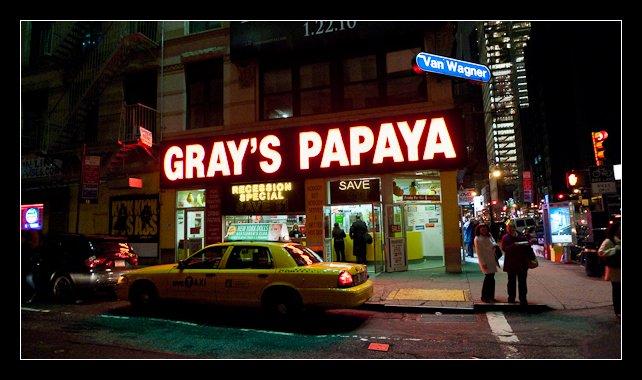 Gray´s Papaya
