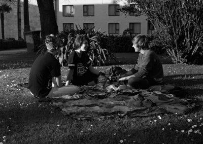 Parque de Ferrera - Jardín Francés