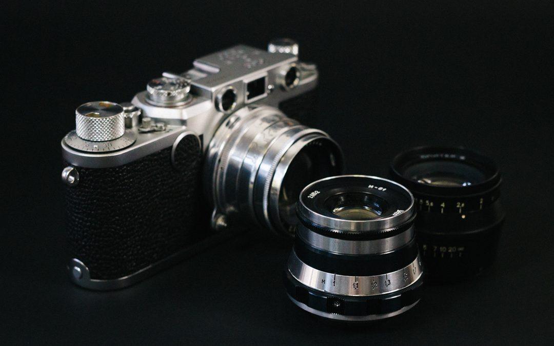 Objetivos soviéticos montura M39/L39 ¿Compatibles o incompatibles con Leica?